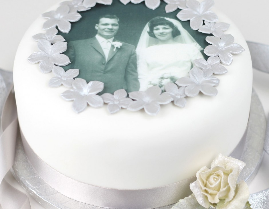 Cake Pics For Marriage Anniversary : Wedding Anniversary Cakes Archives - The Bake Shop